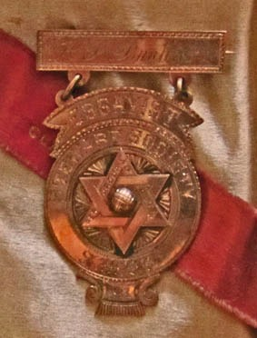 Archives Image 4 Bunting Essayist Medal 1891