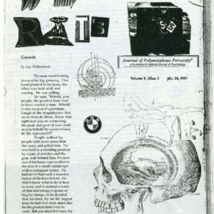 Rat's Ass, January 24, 1997, Volume 05, Issue 03