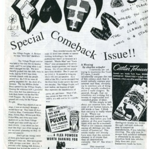 The Rat's Ass, January 28, 1994, Volume 02, Issue 13