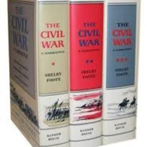 Foote's Civil War Trilogy