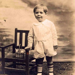 Shelby Foote about 2 years old in 1919.