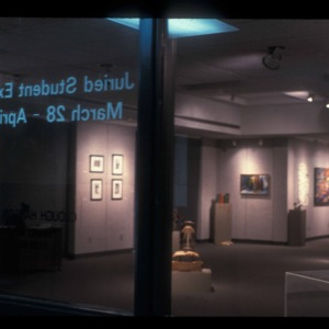 Juried Student Exhibit (1993)