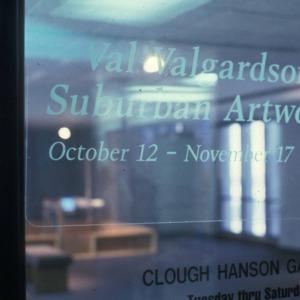 Val Valgardson: Suburban Artwork