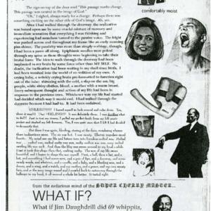 The Rat's Ass, November 3, 1995, Volume 04, Issue 12