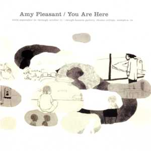 Amy Pleasant: You are Here Brochure