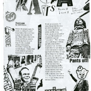 The Rat's Ass, October 27, 1995, Volume 04, Issue 11