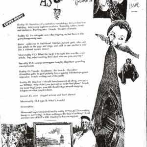 The Rat's Ass, January 26, 1996, Volume 04, Issue 17