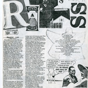 The Rat's Ass, February 18, 1994, Volume 02, Issue 14