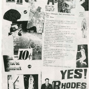 The Rat's Ass, February 16, 1996, Volume 04, Issue 20