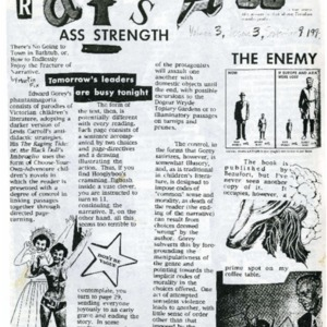 The Rat's Ass, April 18, 1997, Volume 05, Issue 06