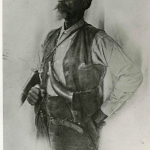 Holt Collier, bear hunter