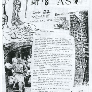 The Rat's Ass, March 29, 1996, Volume 04, Issue 22
